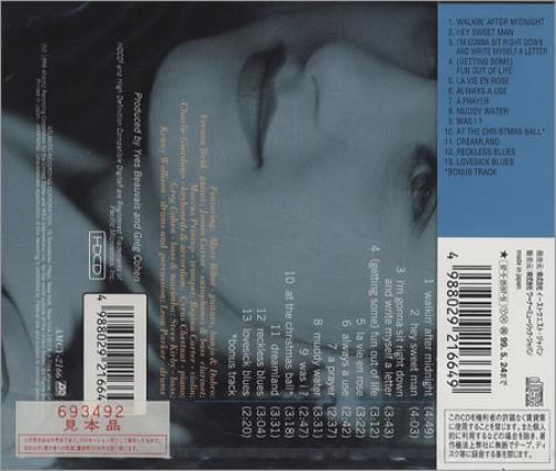 Madeleine Peyroux Dreamland CD album (CDLP) Japanese MNPCDDR428453