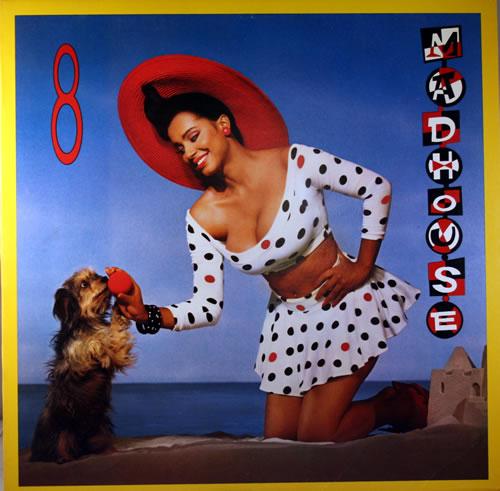 Madhouse 8 Us Vinyl Lp Album Lp Record 558884