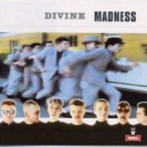 Madness Divine Madness 2-LP vinyl record set (Double Album) UK MDN2LDI222672