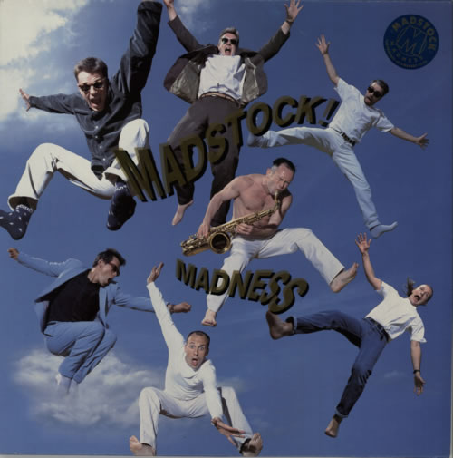 Madness Madstock! vinyl LP album (LP record) UK MDNLPMA597672