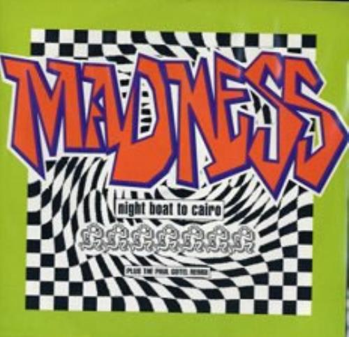 "Madness Night Boat To Cairo 7"" vinyl single (7 inch record) UK MDN07NI160541"