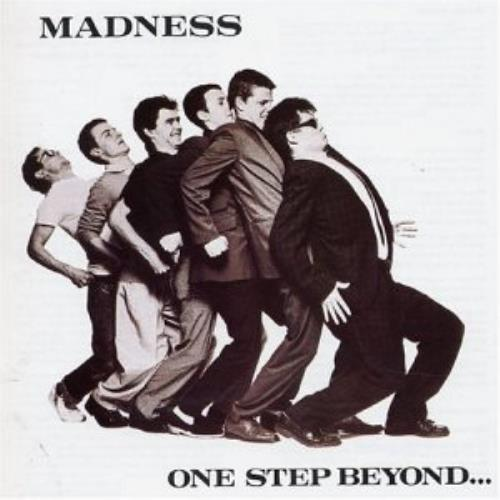 Madness One Step Beyond vinyl LP album (LP record) UK MDNLPON316879