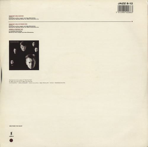 "Madness Sweetest Girl 12"" vinyl single (12 inch record / Maxi-single) UK MDN12SW19604"