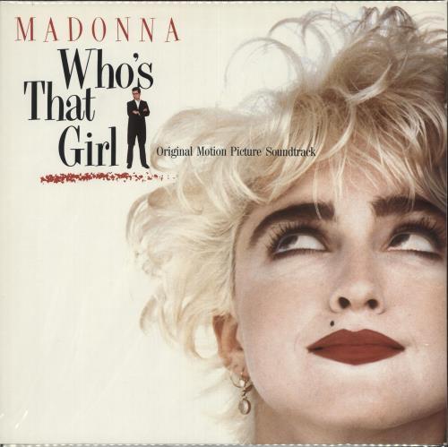 Madonna 1983-1989 Studio Albums vinyl LP album (LP record) UK MADLPST633479