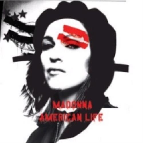 Madonna American Life CD album (CDLP) UK MADCDAM241149
