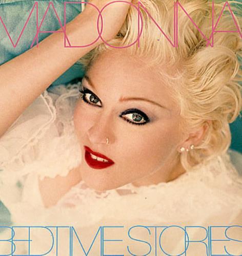 Madonna Bedtime Stories vinyl LP album (LP record) UK MADLPBE36495