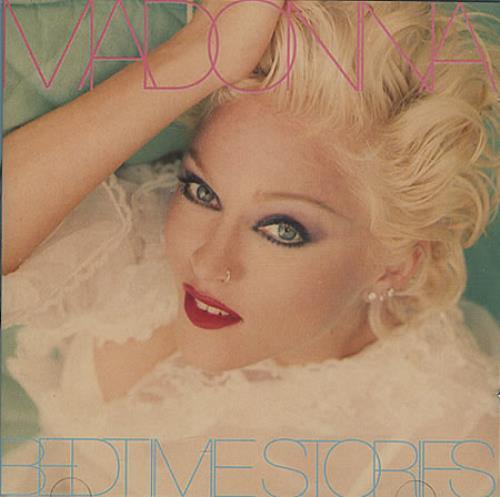 Madonna Bedtime Stories CD album (CDLP) German MADCDBE365097