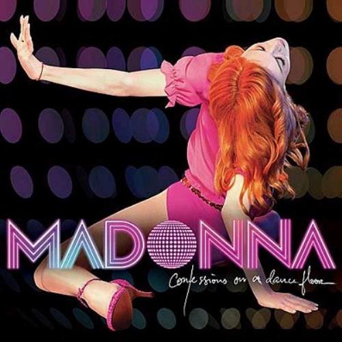Madonna Confessions On A Dance Floor CD album (CDLP) UK MADCDCO341464