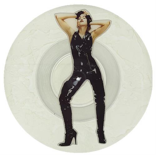 Madonna Crazy For You - Uncut uncut picture disc (vinyl) UK MADUNCR24307
