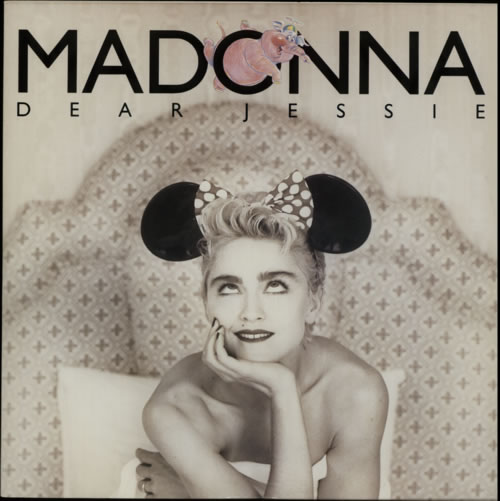 "Madonna Dear Jessie 12"" vinyl single (12 inch record / Maxi-single) UK MAD12DE29856"