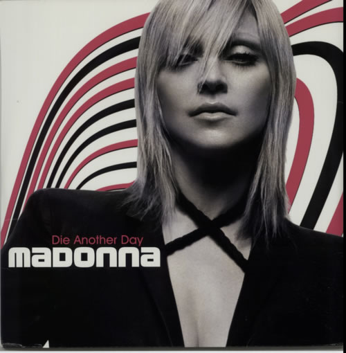 """Madonna Die Another Day 12"""" vinyl single (12 inch record / Maxi-single) US MAD12DI612533"""