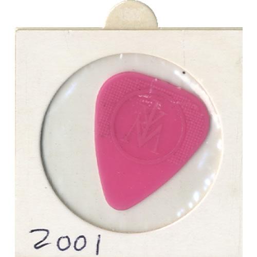 Madonna Drowned World 2001 - Pink Plectrum guitar pick US MADGPDR463180