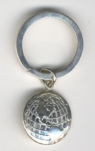 Madonna Drowned World Tour Tiffany Key Ring Uk Promo