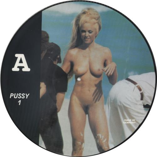 Madonna Erotic Interview 92 - Picture Disc picture disc LP (vinyl picture disc album) German MADPDER10993