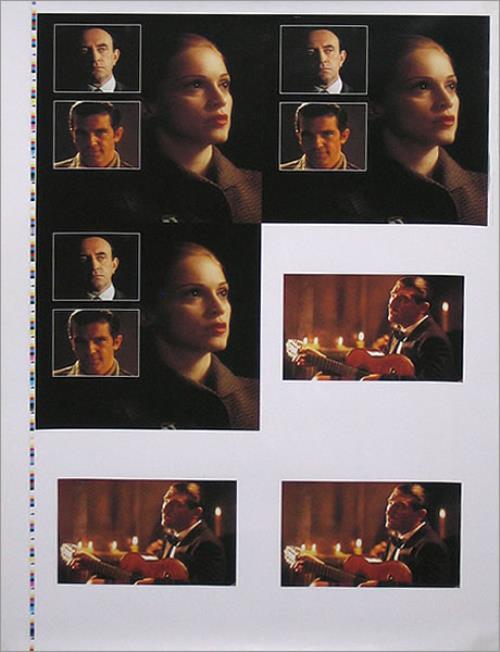 Madonna Evita - Set of Press Book Art Proofs photograph US MADPHEV181683
