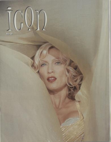 Madonna Icon - Quantity of 6 Issues fanzine UK MADFAIC683378