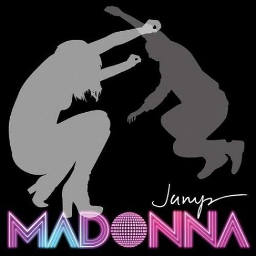 "Madonna Jump - Part 1 CD single (CD5 / 5"") UK MADC5JU579517"