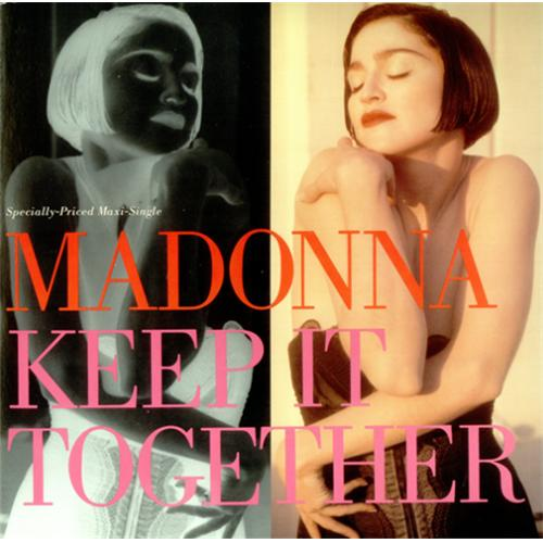 "Madonna Keep It Together 12"" vinyl single (12 inch record / Maxi-single) US MAD12KE05473"