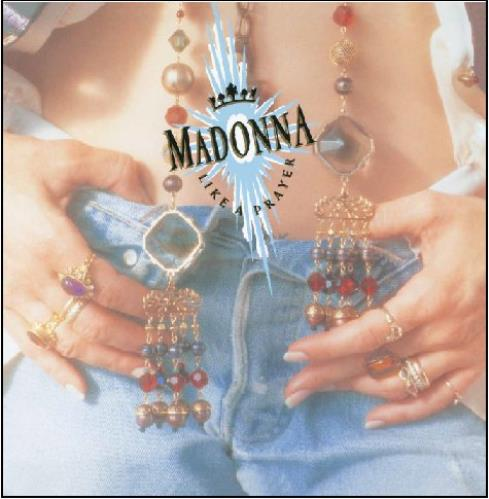 Madonna Like A Prayer - 180gm Vinyl vinyl LP album (LP record) UK MADLPLI559506