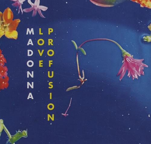 "Madonna Love Profusion CD single (CD5 / 5"") US MADC5LO279835"