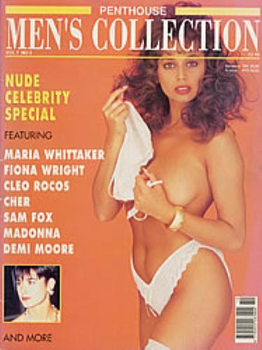 Magazine Madonna nude penthouse