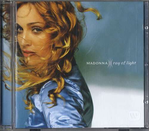 Madonna Ray Of Light CD album (CDLP) UK MADCDRA106291
