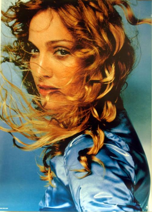 Madonna Ray Of Light poster Japanese MADPORA147580