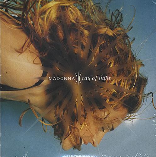 """Madonna Ray Of Light CD single (CD5 / 5"""") German MADC5RA364305"""