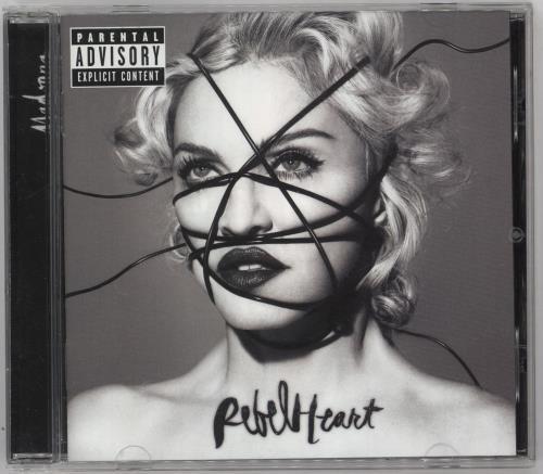 Madonna Rebel Heart - Deluxe Version CD album (CDLP) Dutch MADCDRE727961