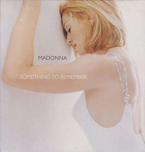 Madonna Something To Remember - EX vinyl LP album (LP record) UK MADLPSO394241