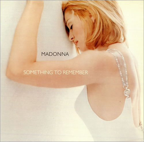 Madonna Something To Remember vinyl LP album (LP record) UK MADLPSO113744