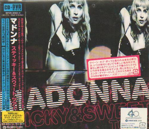 Madonna Sticky & Sweet Tour: L...