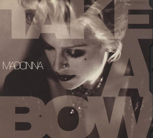 "Madonna Take A Bow - Remixes CD single (CD5 / 5"") US MADC5TA39044"