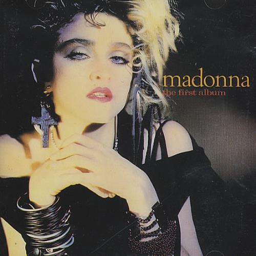 Madonna The First Album CD album (CDLP) German MADCDTH240349