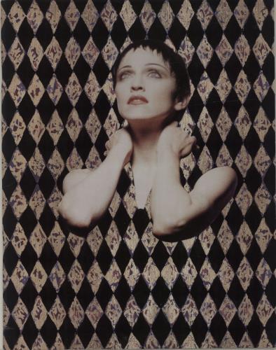 Madonna The Girlie Show + Mask tour programme UK MADTRTH24007