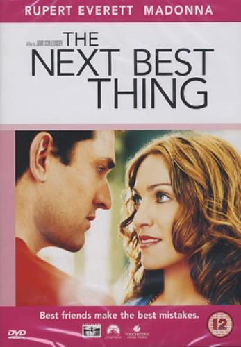 Madonna The Next Big Thing DVD UK MADDDTH370462