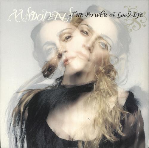 "Madonna The Power Of Goodbye 12"" vinyl single (12 inch record / Maxi-single) UK MAD12TH127319"