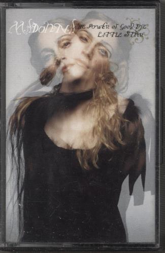 Madonna The Power Of Goodbye cassette single UK MADCSTH127792