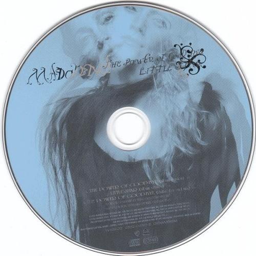 "Madonna The Power Of Goodbye CD single (CD5 / 5"") German MADC5TH160665"