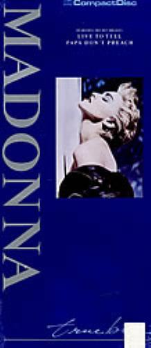Madonna True Blue - Long Picture Box US CD album (CDLP) (88571)