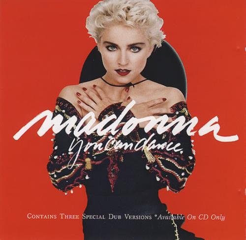 Madonna You Can Dance CD album (CDLP) German MADCDYO375364