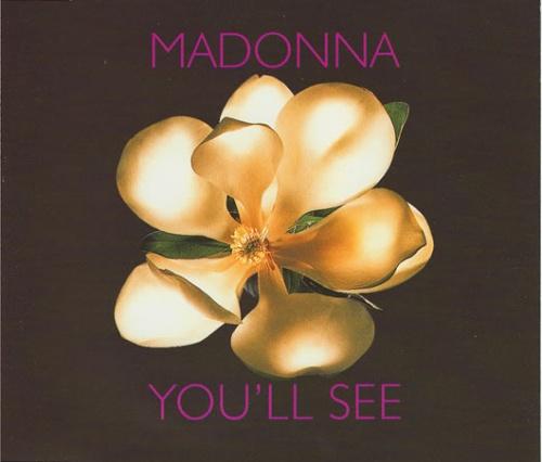 "Madonna You'll See CD single (CD5 / 5"") UK MADC5YO161985"