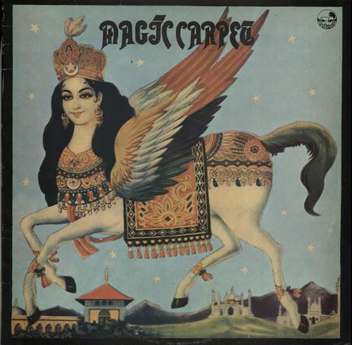 Magic Carpet Magic Carpet vinyl LP album (LP record) UK MGCLPMA01713