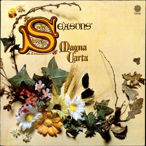 Magna Carta Seasons vinyl LP album (LP record) Dutch GNCLPSE512182