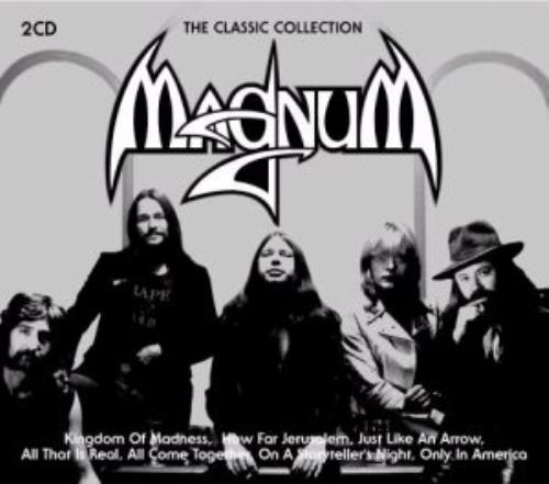 Magnum The Classic Collection 2 CD album set (Double CD) UK MAG2CTH350681
