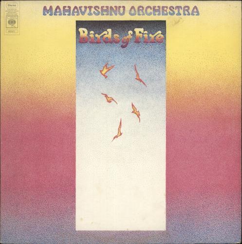 Mahavishnu Orchestra Birds Of Fire - EX vinyl LP album (LP record) UK MHVLPBI216970