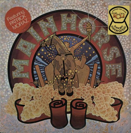 Mainhorse Mainhorse vinyl LP album (LP record) US NUJLPMA582275