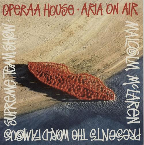 Malcolm McLaren Operaa House - Aria On Air UK 12