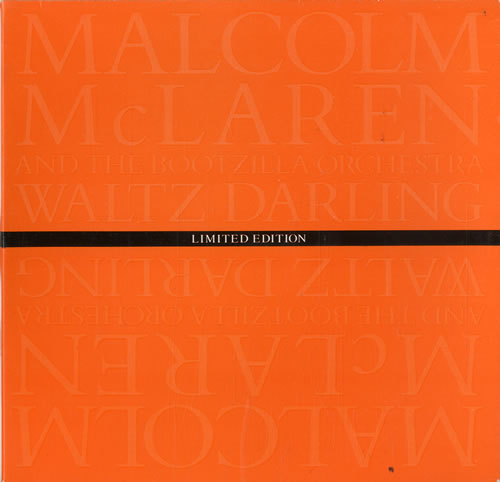 "Malcolm McLaren Waltz Darling 7"" vinyl single (7 inch record) UK MAL07WA160449"