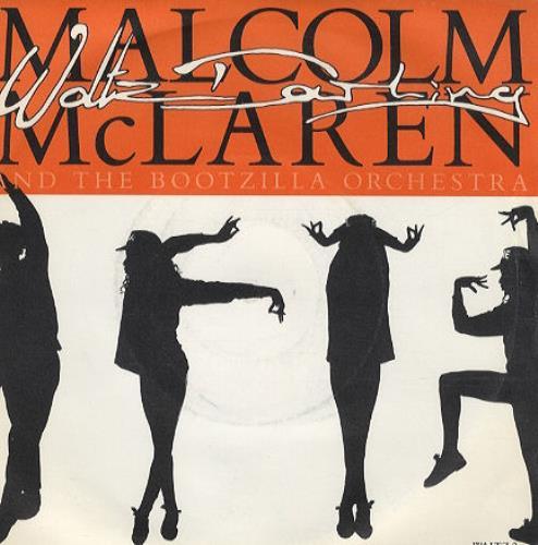 "Malcolm McLaren Waltz Darling 7"" vinyl single (7 inch record) UK MAL07WA273081"